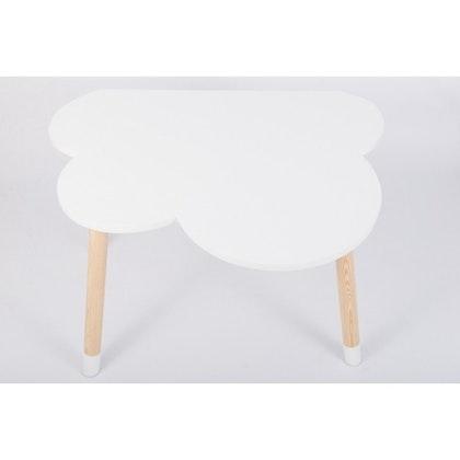 Bord vit moln, bord till barnrummet