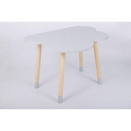 Bord grå moln, bord till barnrummet