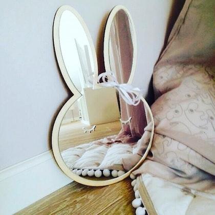 Little Bunny, kaninspegel till barnrummet