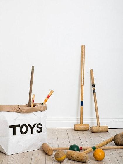 Tellkiddo papperspåse liten toys