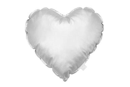 Kudde silver hjärta , Cotton&Sweets