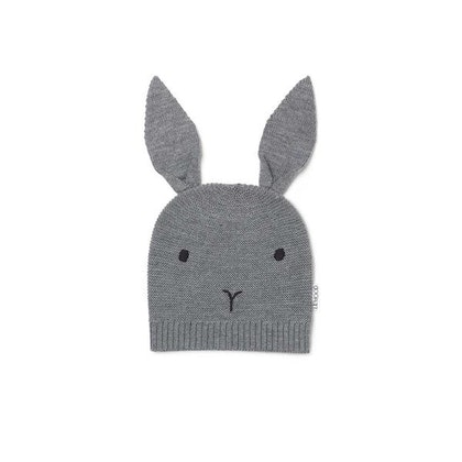 Liewood Mössa Viggo Rabbit Grey Melange