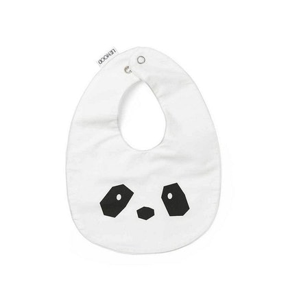 Liewood haklapp Henry Panda Creme De La Creme - 2 pack