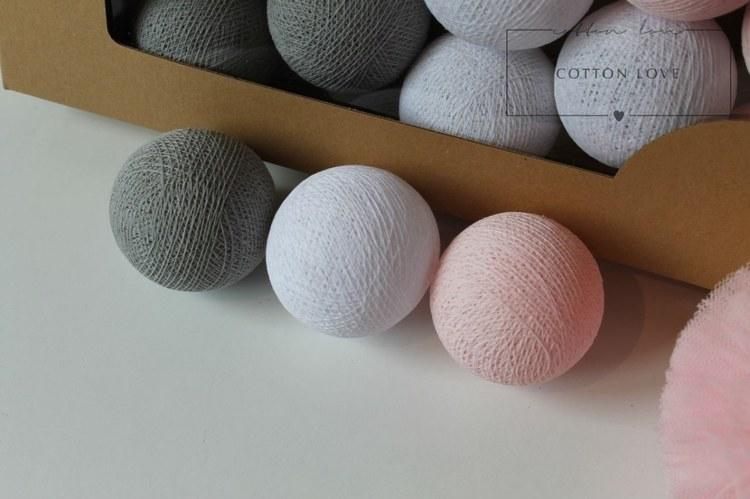 Ljusslinga soft powder , Cottonlove