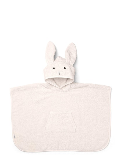 Liewood Orla badponcho Rabbit Sweet Rose