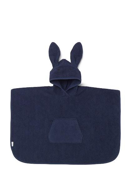 Liewood Orla badponcho Rabbit Navy