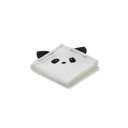 Liewood snuttefilt Hannah Panda - 2 pack