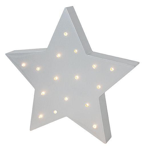 JaBaDaBaDo - Ledlampa Stjärna