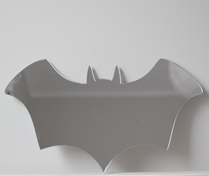 Barnspegel batman