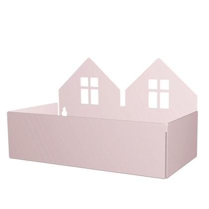 Roommate Förvaringshylla Hus, Rosa