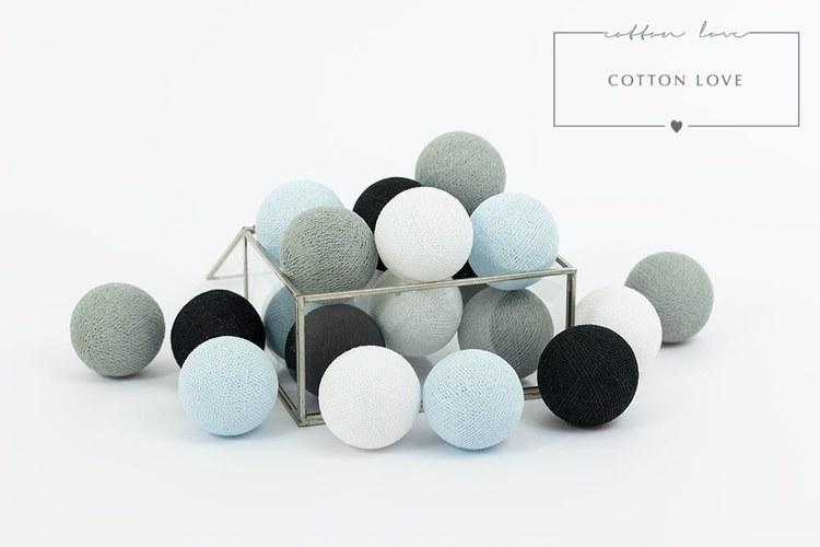 Ljusslinga Blue Dream , Cottonlove