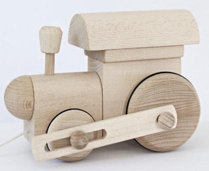 Tåg träleksak, Ella & Frederik