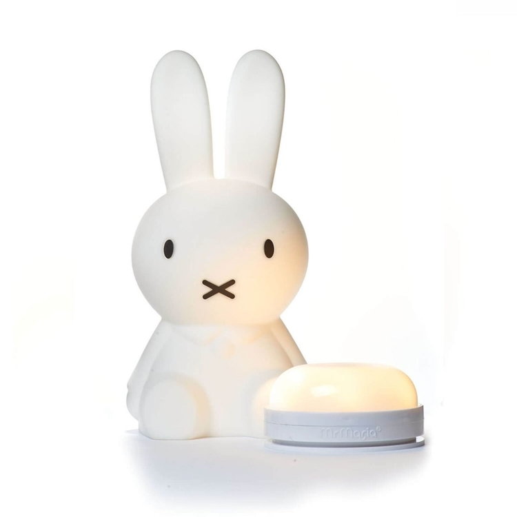 Miffy First Light – XS Miffylampa, Mr Maria Babylove.se