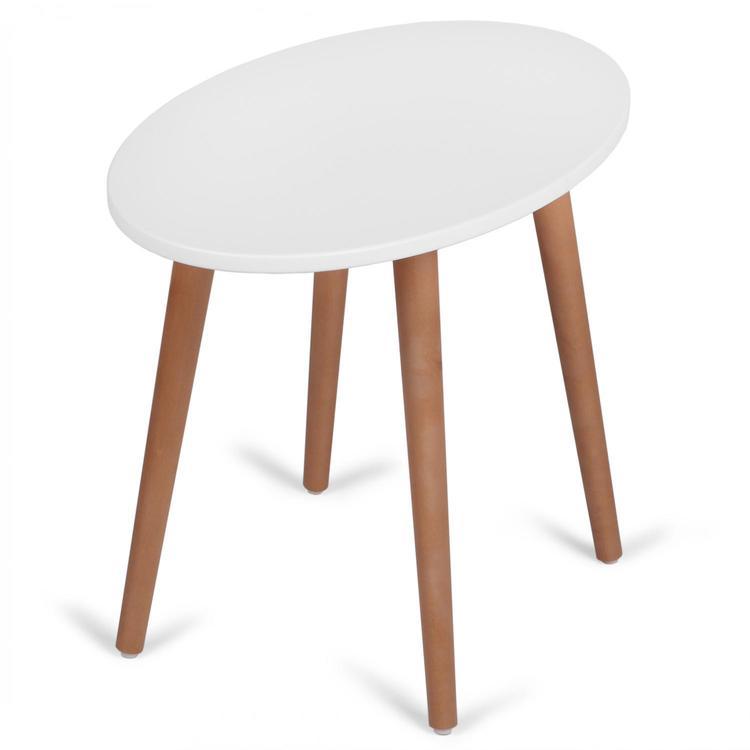 Troll ellips bord till barnrummet Troll ellips bord till barnrummet