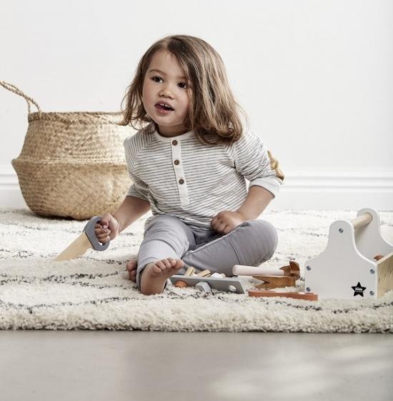 Kids Concept, vertygslåda natur