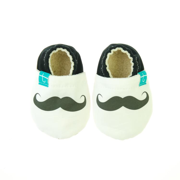 Mockasiner - Summer Mustache