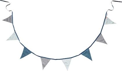 Done by Deer, vimpel ballonger , blå