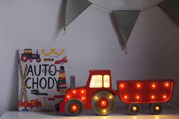 Little Lights, Nattlampa till barnrummet,  Traktor