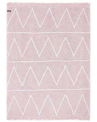 Lorena Canals matta till barnrummet 120 x 160, hippy pink