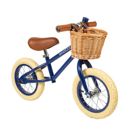 Banwood, Balanscykel First Go, blå springcykel