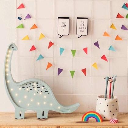 Nattlampa till barnrummet,  Dino, Little Lights