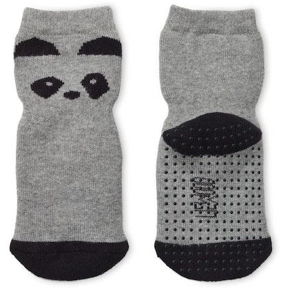 Liewood, Halkstrumpor Nellie, Panda Grey Melange