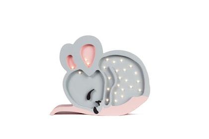Nattlampa till barnrummet mus, Little Lights