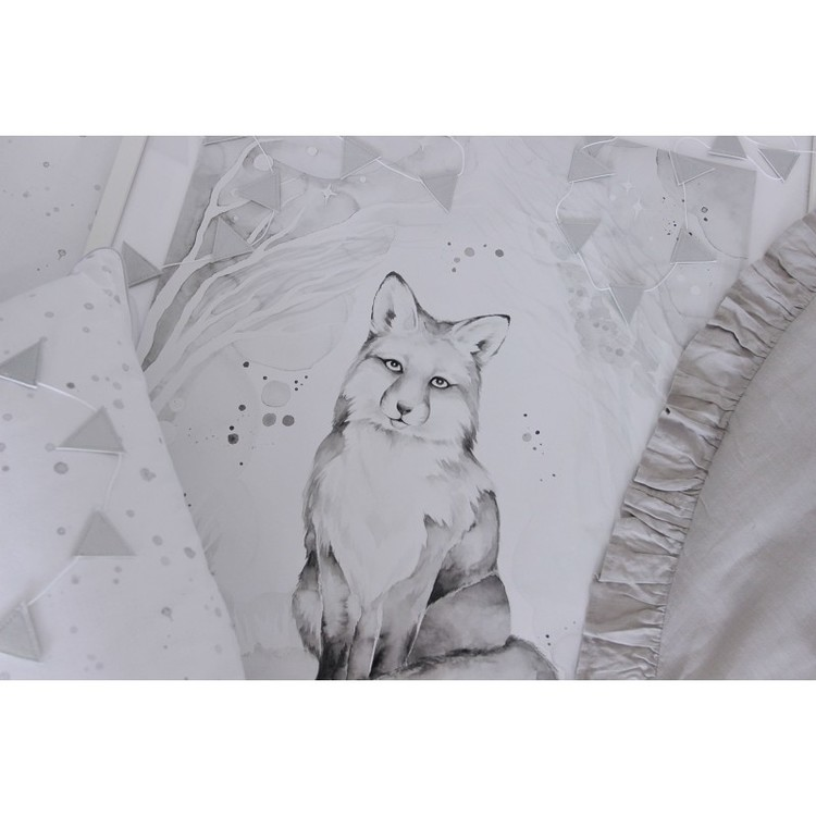 Cotton & Sweets, poster lovely fox