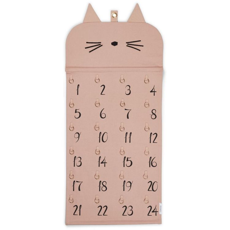 Liewood, Adventskalender Julia cat rose