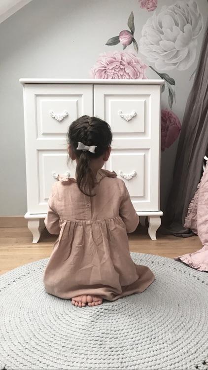 Byrå till barnrummet, Melody skåp vit