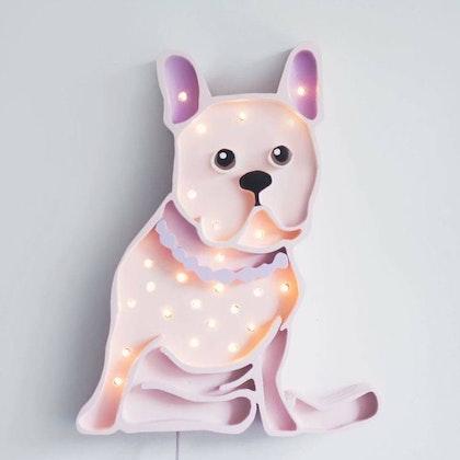 Nattlampa till barnrummet,  Hund, Little Lights