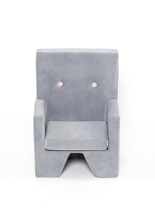 Misioo, ljusgrå möbelset till barnrummet