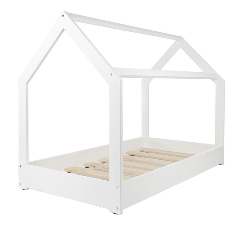 Vit hussäng 80x160 till barnrummet vit hussäng barnrum
