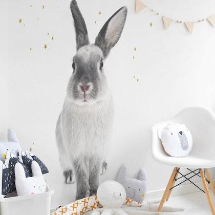 Dekornik, Harry väggklistermärken stor kanin