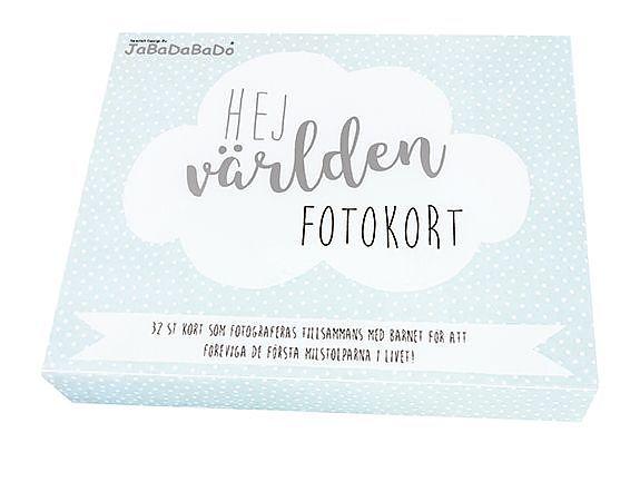 Jabadabado, Milestone card blå