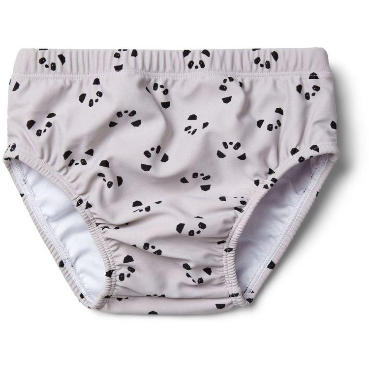 Liewood, badbyxor, Frej Panda dumbo grey