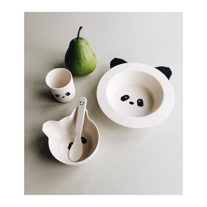 Liewood, matset Barbara i bamboo, Panda