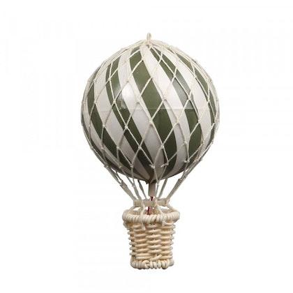 Luftballong olivgrön, 10 cm, Filibabba