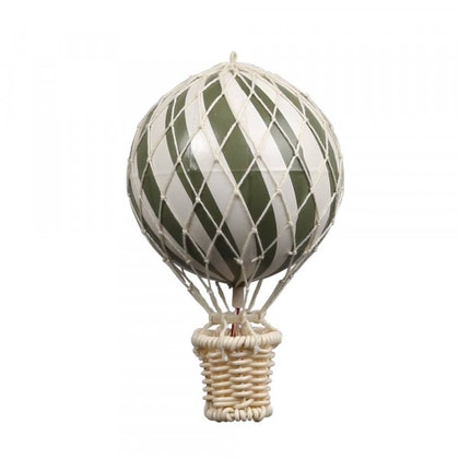 Luftballong Olivgrön , 20 cm, Filibabba