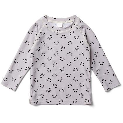 Liewood, UV-tröja, Panda dumbo grey