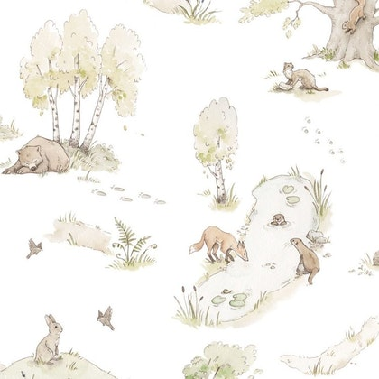 Tapet Fairytale Forrest