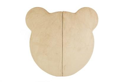 Misioo, Stor och flexibel lekmatta , guld björn