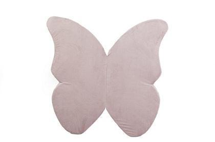Misioo, Stor och flexibel lekmatta ,rosa fjäril