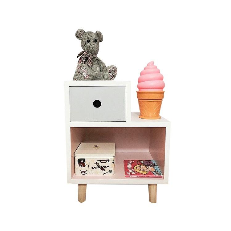 Sängbord till barnrummet - Kameleont