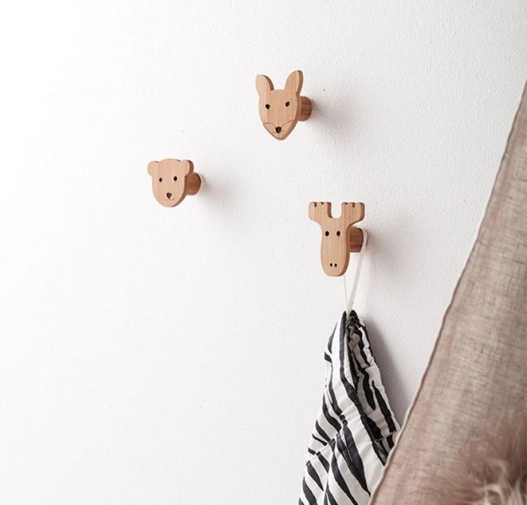 Kids Concept, 3-pack krokar