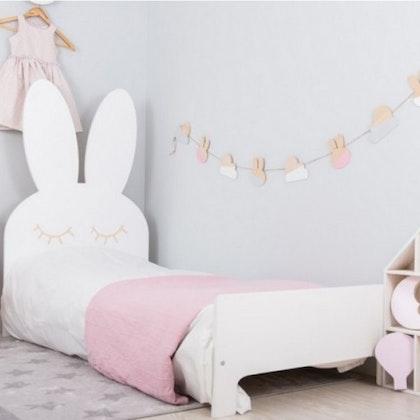 Kaninsäng, Barnsäng 70 x 160 cm