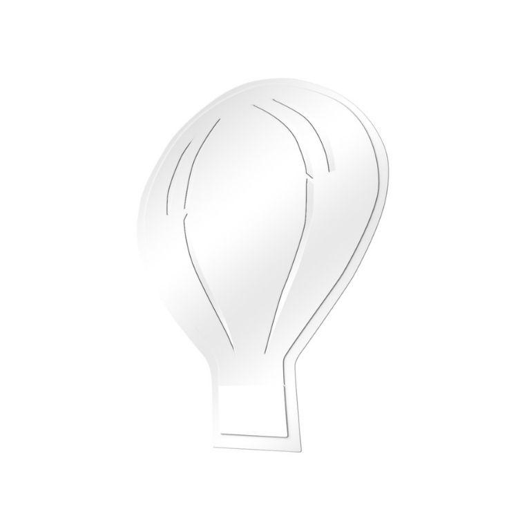 Luftballong spegel till barnrummet