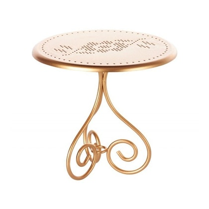 Maileg, vintage bord guld