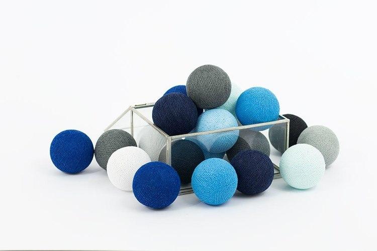 Ljusslinga Blackness Blue, Cottonlove
