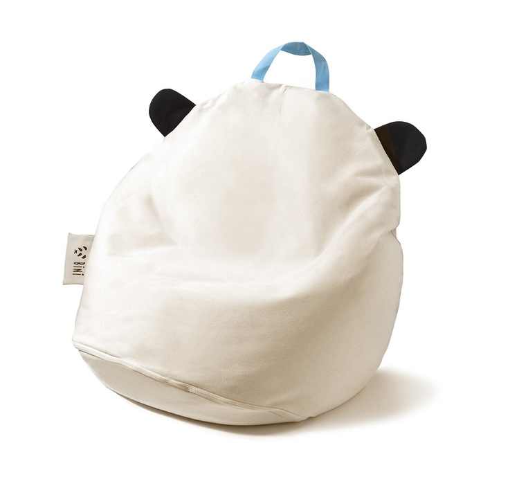 Bini saccosäck original, Panda